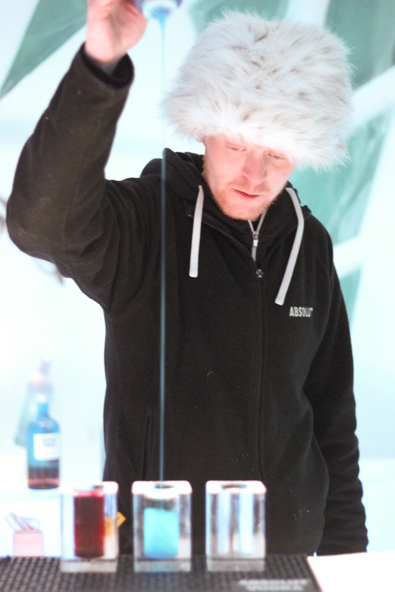 Ice Bar at the ICEHOTEL