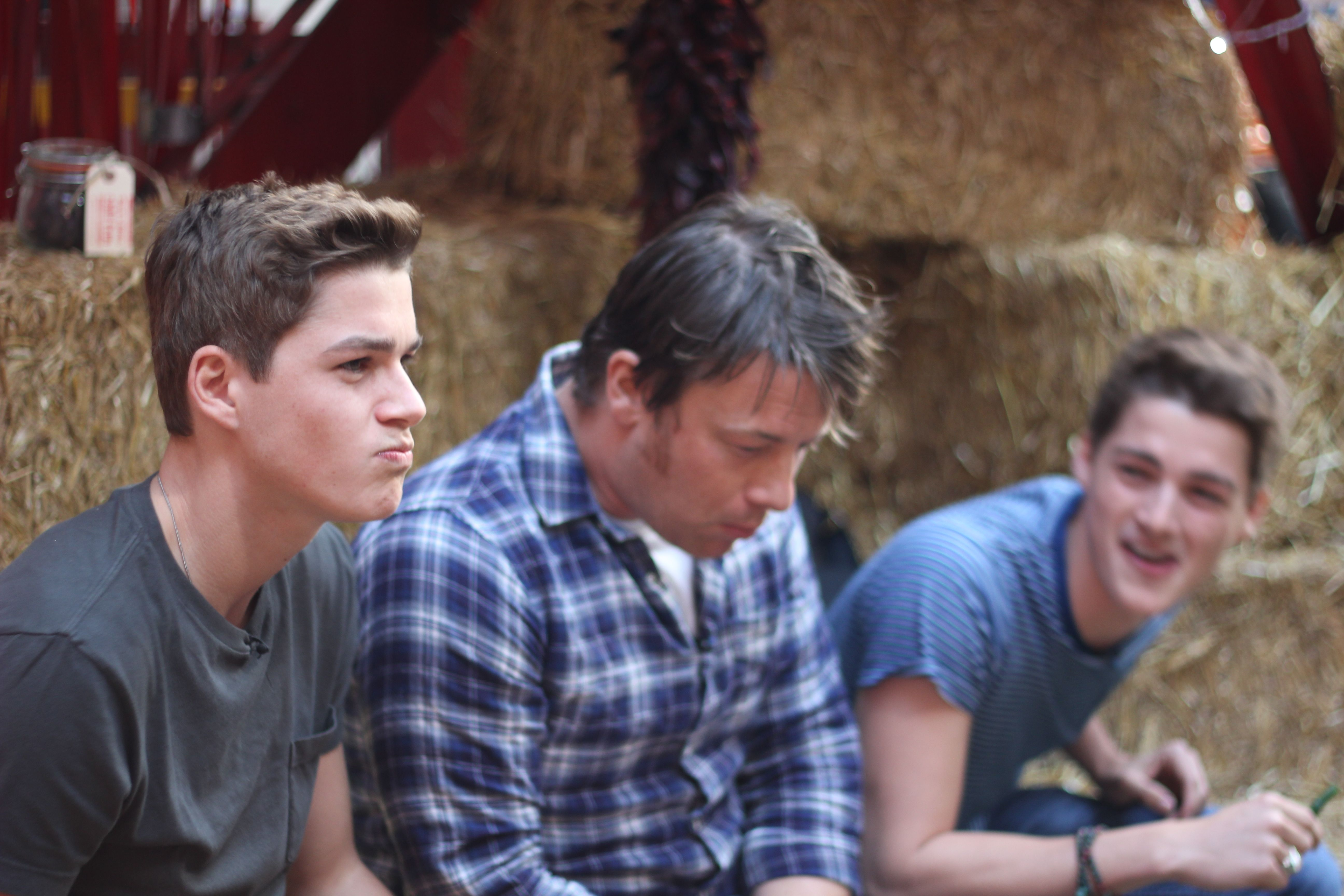 JacksGap & Jamie eating chillies and maybe regretting it