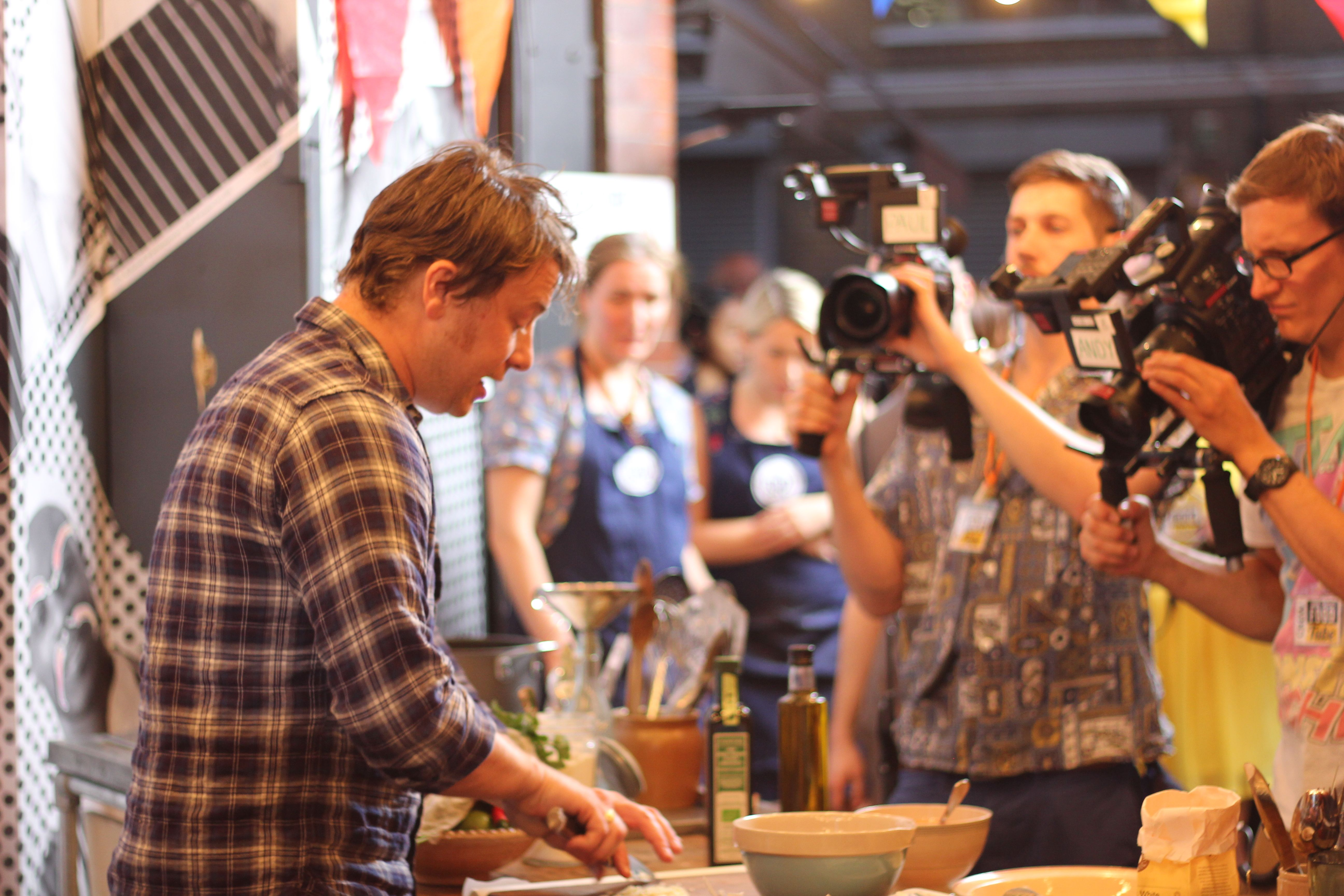 Jamie Oliver's Food Tube Summer Party - 442
