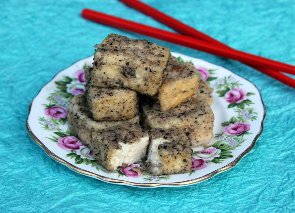 Salt & Pepper Tofu Recipe