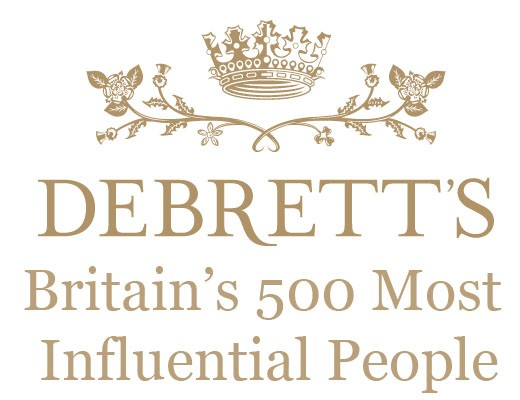 Debrett's 500 Most Influential People