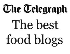 The Telegraph - Best Food Blogs