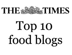 Time's Top 10 Food Blogs
