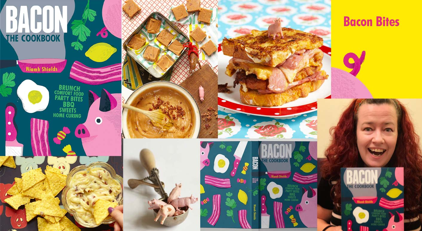 Spreading some Bacon Joy with 20% off Bacon the Cookbook this Easter