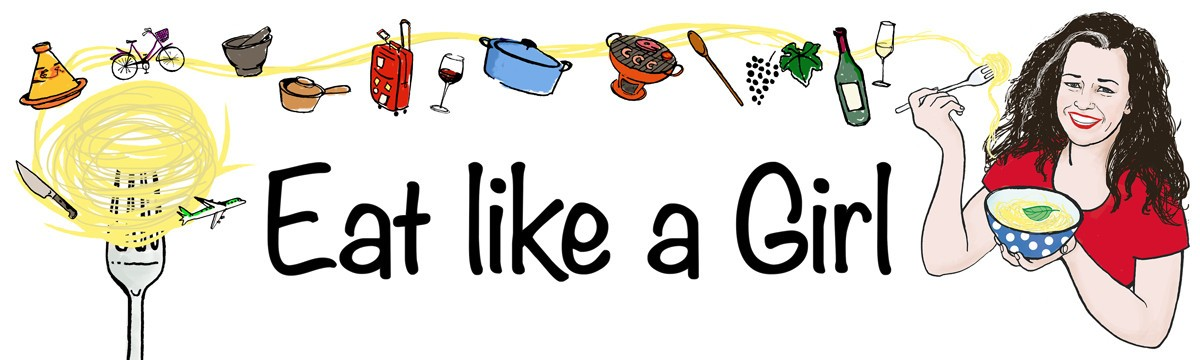 Eat Like a Girl - A Flavour First Recipe Site for Homecooks