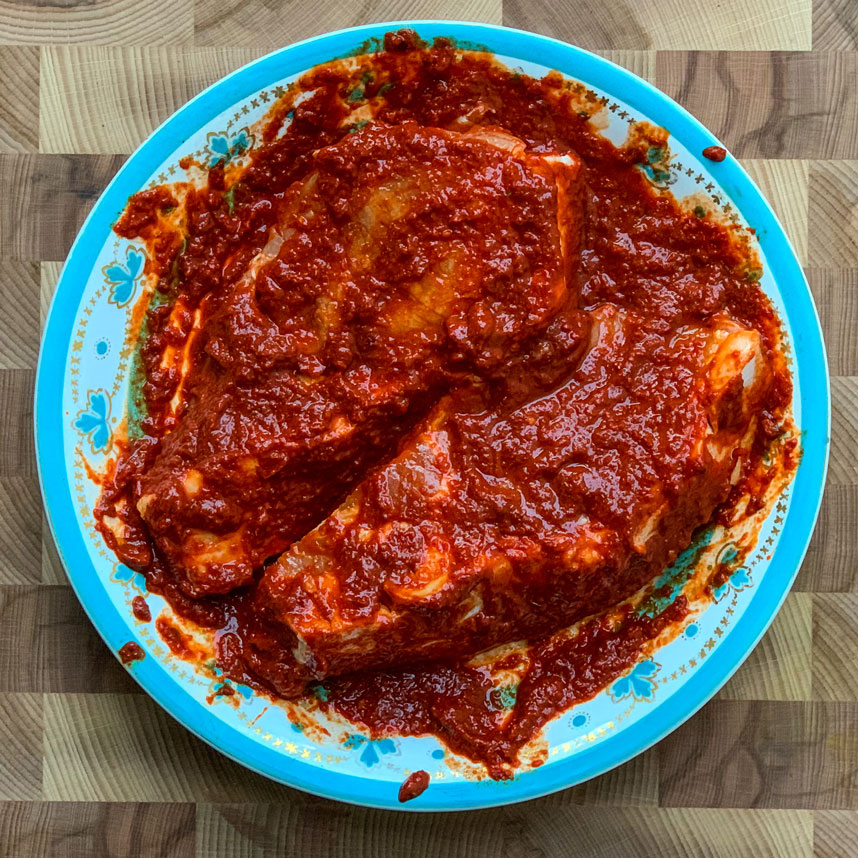 The Best Speediest Blender Piri Piri Sauce Recipe